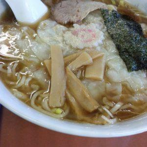 【杉並区麺が1玉の永福町大勝軒】草むらで感じる本物の東京ラーメンーーー